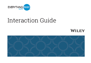 Everything DiSC Interaction Guide