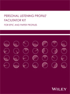 Personal Listening Profile Facilitator Kit Image