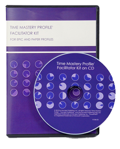 Time Mastery Profile Facilitator's Kit