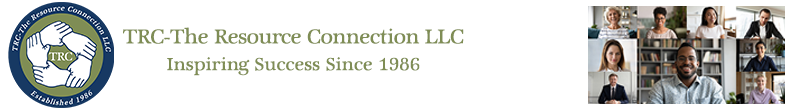 TRC-The Resource Connection LLC Logo