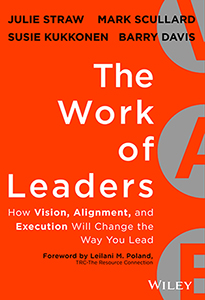 Everything DiSC Work of Leader Book Image