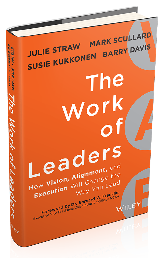 Everything DiSC Work of Leaders Book image